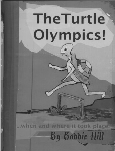 Turtle Olympics cover 1